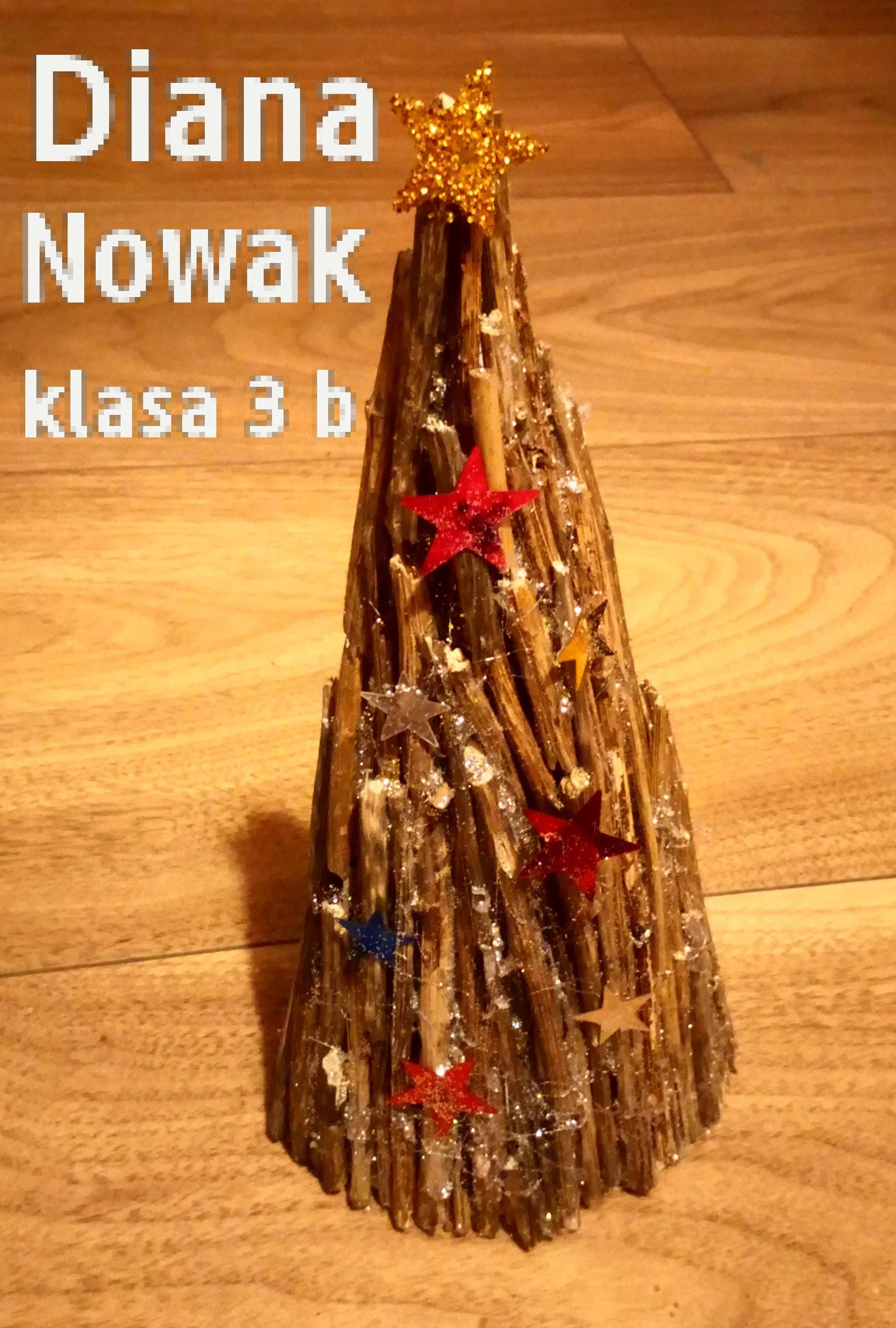 choinka-przestrzenna-Diana-Nowak